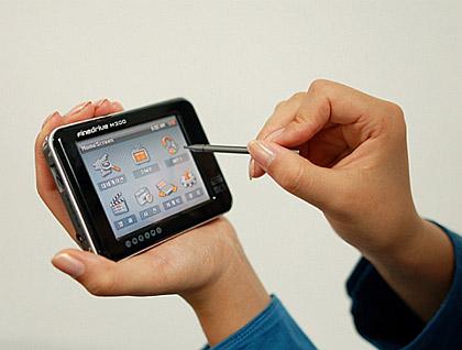 支持视频及GPSFineDrive推出M300型DMB