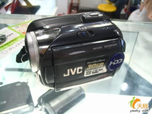 傲视中端群雄JVC百万级硬盘MG57AC到货