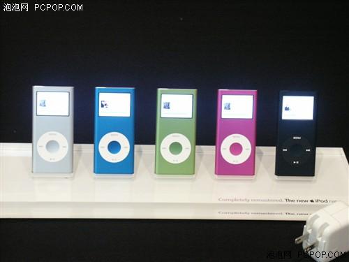 卡片机争奇斗艳不足10mm超薄MP3导购