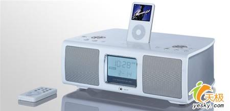 Teac再推iPoddock新品可支持闹钟功能