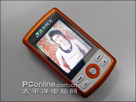 视频新宠清华同方MP3低价登场
