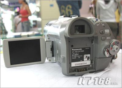 [广州]3CCD带触摸屏松下GS78GK仅4090