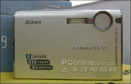 尼康S9到货富士5X光变3寸屏F650大狂跌