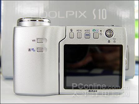 10倍光变相机尼康S10仅售2750元(图)