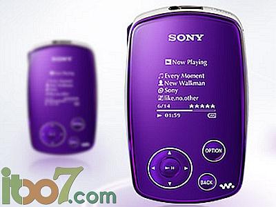 炫音魅色:索尼A1000打造极限MP3