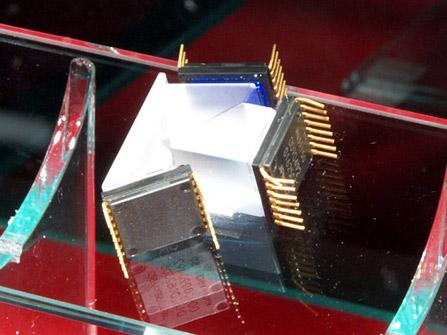 全球最小的高清DV松下闪存SD1真机大赏
