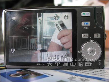 尼康23万像3英寸屏卡片机S6降到2400元