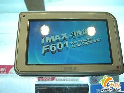 4寸大屏机再降200元驰能F601降价促销