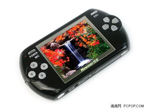 掌上爽玩玛里奥值得买的游戏MP4导购