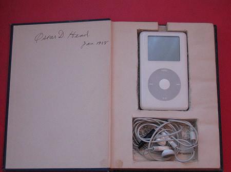 糟蹋课本iPod最新装备秀蒙老师最实用