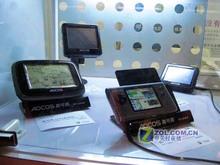 第九届车展AOCOS展出大批高新成果GPS