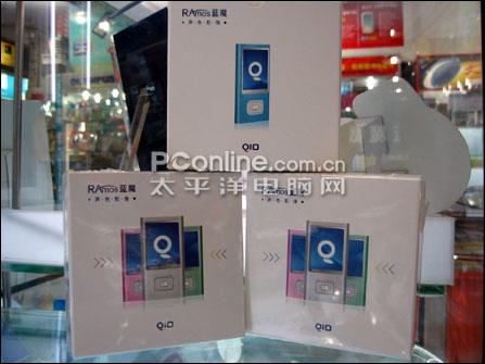 价廉物美!蓝魔新品Q10比拼iPod经典!