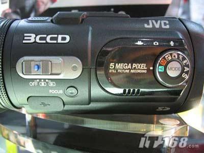 [北京]3CCD硬盘机JVCMC500猛降300元
