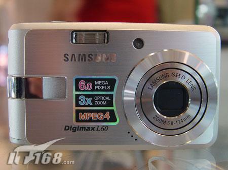 [上海]低价MPEG4相机三星L60爆跌200元