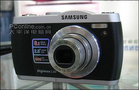 加送1G卡三星800万像复古相机L80促销
