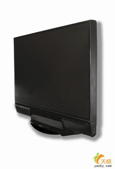 100000:1以上对比度超薄LED电视亮相