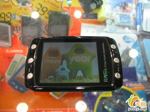 蓝魔MP3特价经典RM1501GB仅售399元