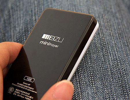 素洁、简朴、现代miniplayer全新黑白配