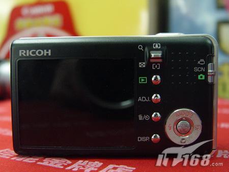 7倍光变长焦卡片机经典DC理光R5小跌