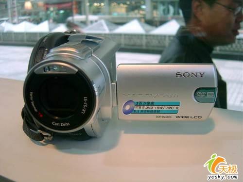 DV机岁末促销索尼经典DVD-805E仅售7380