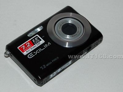 精巧超薄卡片DC卡西欧Z70仅售1680元
