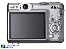 入门级防抖相机新选佳能A570IS发布