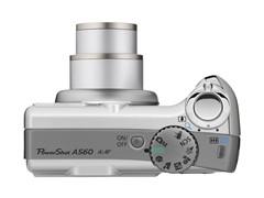 省略防抖功能佳能推出入门级新品A560