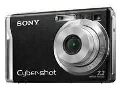 绑定电视机索尼07新款数码相机详解