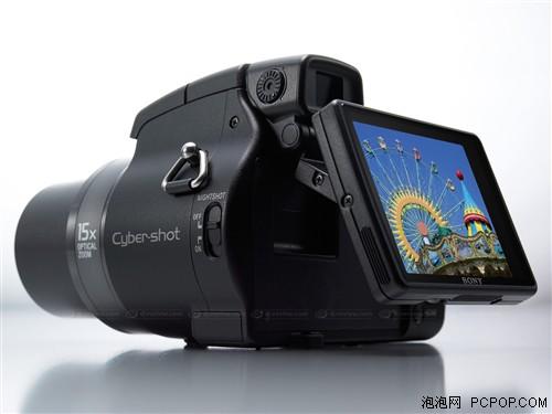 绑定电视机!索尼07新款数码相机详解