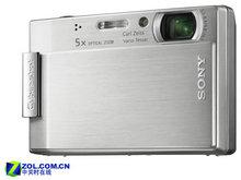 全球最薄五倍光变卡片机索尼T100发布