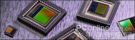 向CCD下战书柯达发布500万像素CMOS