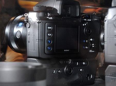 全画幅单反DC索尼两款α系列单反曝光