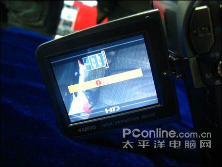 影音小精灵 三洋DV HD1A送数码伴侣