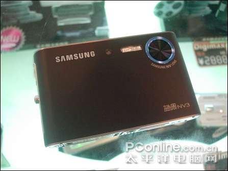 多功能集合三星PMP相机NV3不足2100元