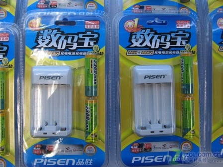 品胜充电电池