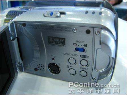 MG21还有现货JVC便宜20G硬盘DV开卖
