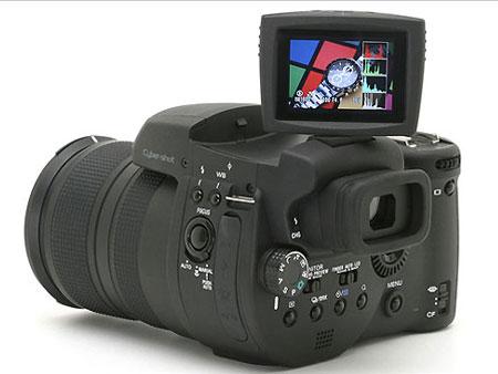 绝对不一样10大特色超值数码相机盘点(2)