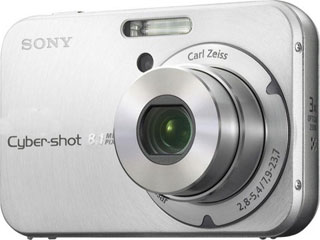 挑战视觉极限大屏幕个性数码相机推荐(2)
