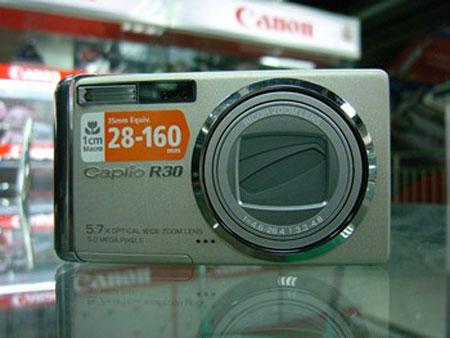 编辑点评八款热卖家用相机优缺点分析(4)