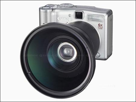 最廉价方案民用极品数码相机强烈推荐