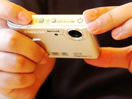 时尚人群首选最超值轻薄数码相机导购