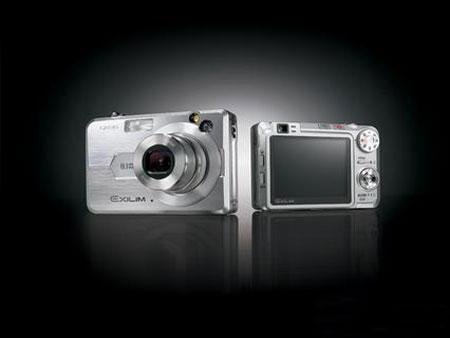时尚宠儿七款最有个性数码相机大搜捕