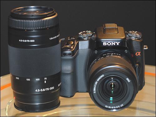 大同小异日本受关注数码相机TOP20(图)