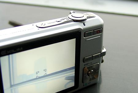 时尚隽永大屏防抖卡西欧Z600评测报告