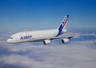 空中客车A380F