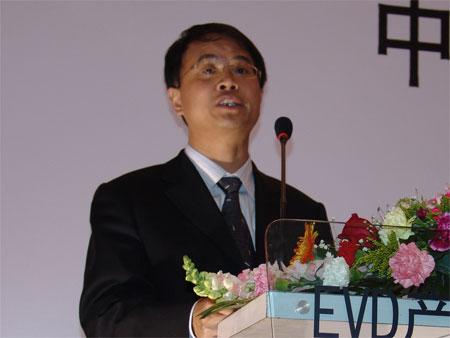 科技时代_EVD产业联盟副秘书长新科电子副总经理樊文建