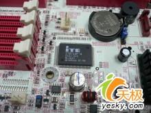 超频Athlon64FX!蓝宝奢华RX480主板国内上市