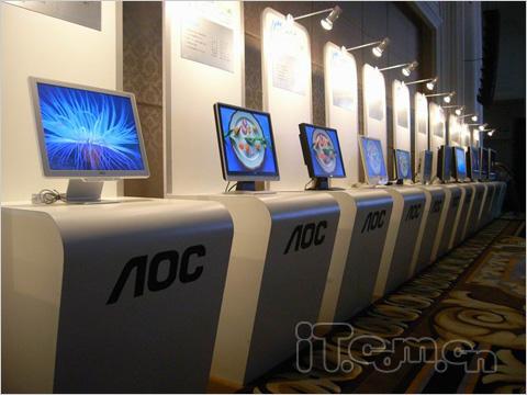 做中国的世界品牌AOC广州发布会报道