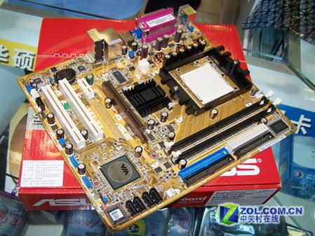 华硕939/PCIE/显卡主板报价仅为520元