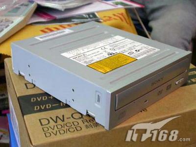 索尼还在降价经典Q120A刻录机暑期特价